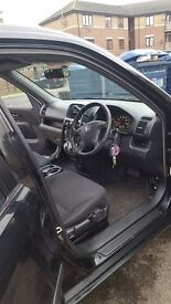 sales!!!!!!!!!!! bargain Honda cr-v automatic
