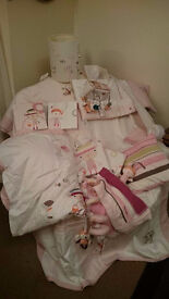 Mamas & Papas Scrapbook Nursery Bedding