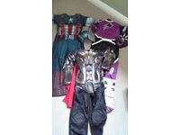 Boys fancy dress outfits - age 7 -8