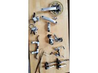 Shimano XT M75* Groupset Postage Available
