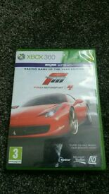 Froza 4 Xbox 360 game for quick sale