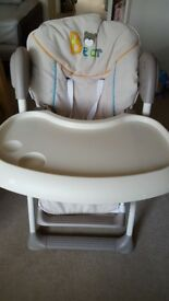 Hauck Sit`n Relax Highchair for sale