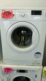 BEKO 6KG 1400 SPIN WASHING MACHINE IN WHITE