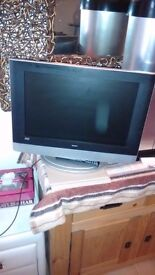 """19"""" HD Ready Freeview Digital LCD TV/DVD Combo"""