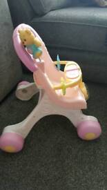Pushchair baby walker