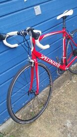 56cm mens specialized road bike good condition good working order bargain