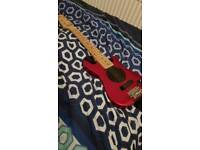 Burswood electric guitar for sale