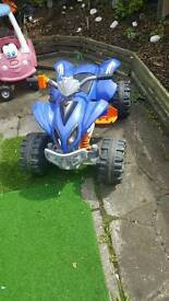 2 Electric quad bikes (no charger) £15 each