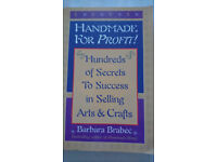 Handmade for profit book