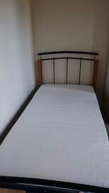 Sinngle bed frame