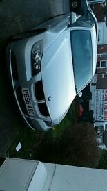 Silver 2 litre Diesel BMW 3 Series