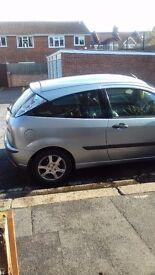 For focus 2002 7 month mot good runner. Leather seats good sterio with aux blutooth