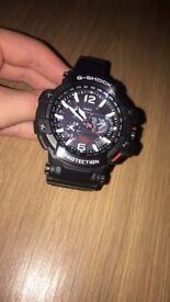G shock GPS hybrid watch