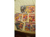 Marvels essential X-Men collectors editions