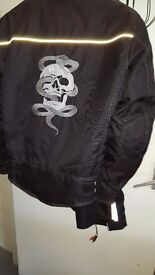 MOTORCYCLE JACKET + FREE TROUSERS