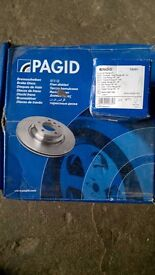 Seat Ibiza 51 Plate Front Brake Discs and Pads BNIB