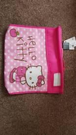Hello Kitty book bag BNWT