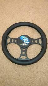New Car Steering Wheel Cover