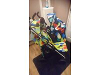 Cosatto tu and fro double pushchair