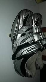 Shimano cycling shoes sh-r077 euro size 46