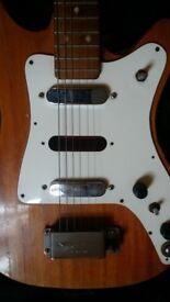Vox 1960s 60s guitar rare classic Shadow project