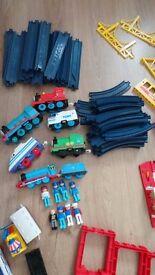 Vintage Tomy Tomica Thomas & Friends Trackmaster Bundle - Station Parts - Trains
