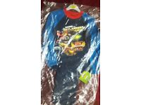 SKY LANDER CHILDREN PYJAMA AGE 7-8, 12 YEARS %100 COTTON FOR £4 TWO FOR £7. NEW WITH TAG.