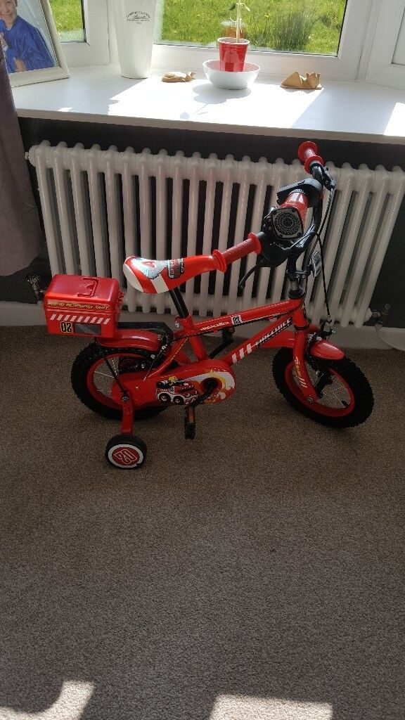 Children Fire Chief Bike