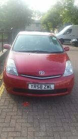 Toyota Prius 58. PCO till 2019. Registered with Uber. Great condition