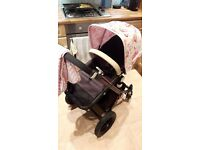 Stunning Bugaboo cameleon 2 pushchair with extras