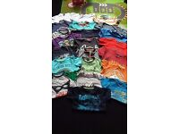 Huge 74 piece bundle of boys clothes age 1 1/2-2 years