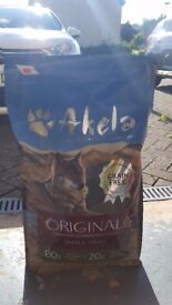Akela 80:20 Original SMALL PAWS 10kg Grain-Free Working Dog Food