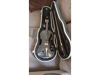 Thomann Electric Violin Black