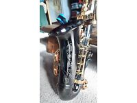 Tenor Saxophone Earlham Professionnal Series II.