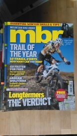Mountain Bike Rider Magazines