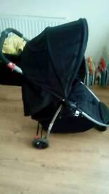Babystart 3 wheeler pram