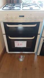 🍉60 cm dual fuel 🍐cooker..🍓double🍓 oven free local delivery🍌