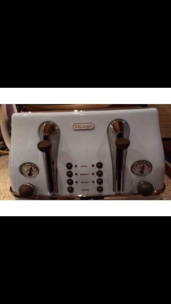 De longhi toaster