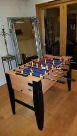 Table football + pool table + hockey