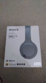 SONY WH H800 Bluetooth (Blutooth) Headphones