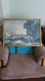 Large John Constable Print