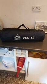2 man tent good condition