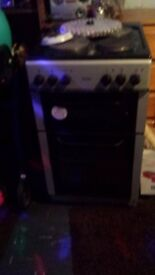 Less than a year old electric cooker (needs new grill knob )