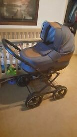 Pushchairs 3 in 1 excellent condition like new