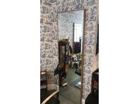 Tall Salon Mirrors (x5)