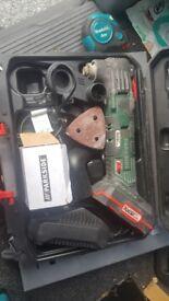 Battery multi tool