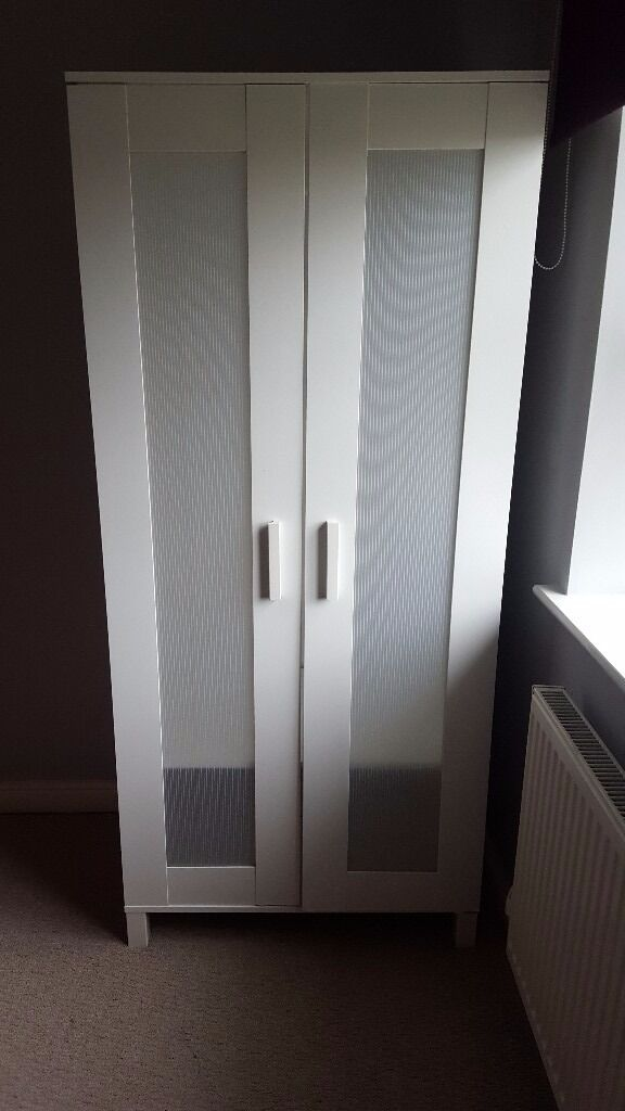 Ikea Aneboda Wardrobe RRP49in Selby, North YorkshireGumtree - Aneboda Wardrobe from Ikea. Slight damage on one of the legs. Width 81 cm Depth 50 cm Height 180 cm
