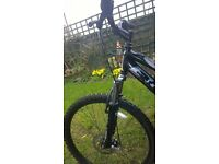 full suspension bikes for sale, serviced all £40 Throsk