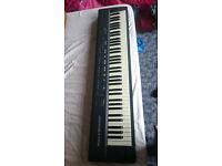 Roland A-30 Midi Keyboard Controller + keyboard stand + midibox + sust. pedal