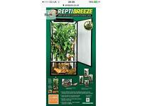 Reptibreeze extra large screen cage